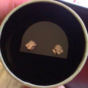 Tous bear earrings